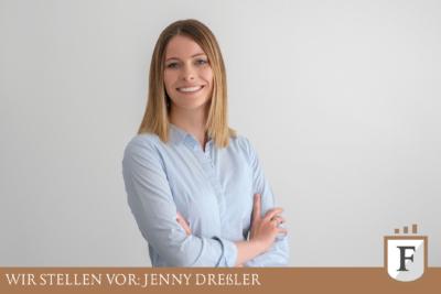 Jenny Dreßler: Vermögensberaterin beim Finanzcoaching am Nordpark